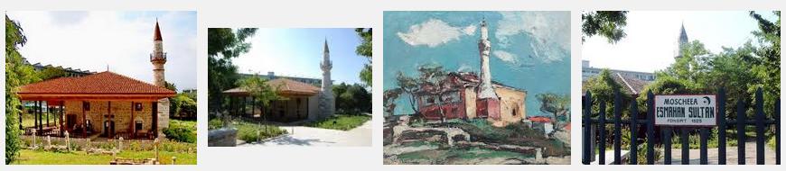 Geamie/Moschee - Mangalia