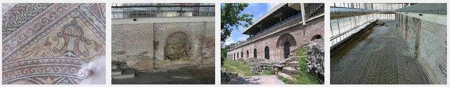 Edificiul Roman - Mozaic - Constanta